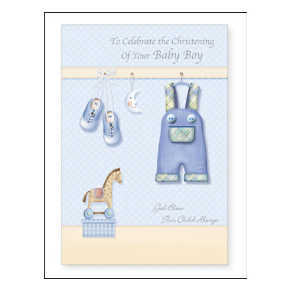 24048-Hand-Crafted-Card-Baby-Christening—Boy