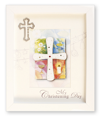 Photo Frame Christening 1