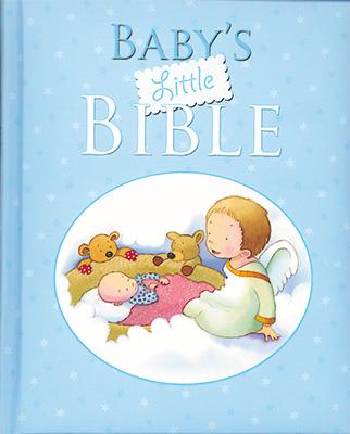 Padded Book Babys Little Bible Boy