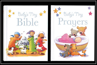 Boxed Book Set Babys Bible & Prayers