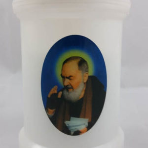 Padre Pio LED Light