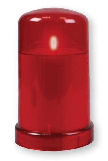 Battery Grave Light Red 1