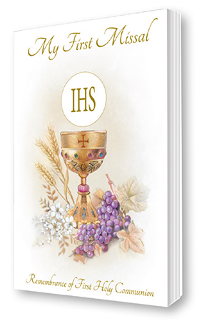 Communion Book Paper Back Symbolic