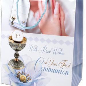 Communion Gift Bag Boy