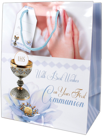 Communion Gift Bag Boy 1