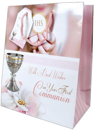 Communion Gift Bag Girl