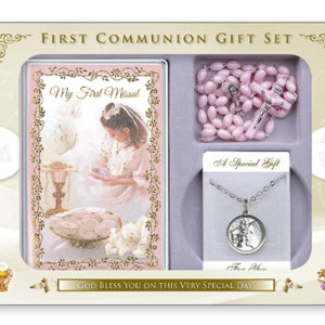 Communion Gift Set Girl