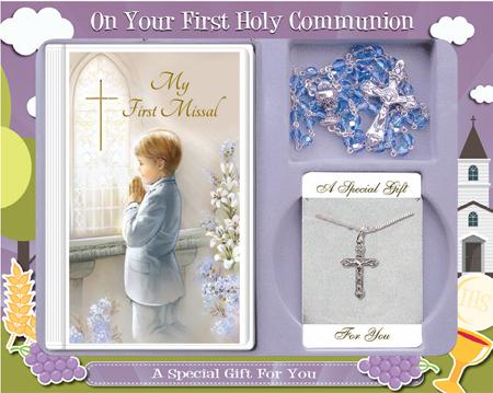 Communion Gift Set Boy