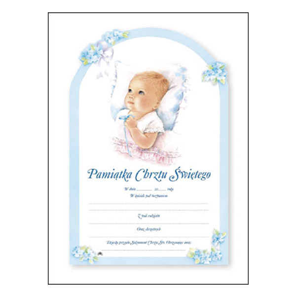 POL-7-Baptismal-Certificate-Boy-Polish-Wording