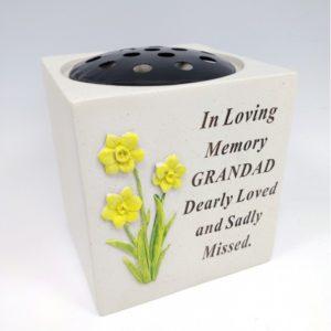 Grandad Daffodil Rose Bowl.