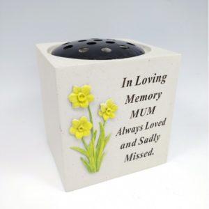 Mum Daffodil Rose Bowl.