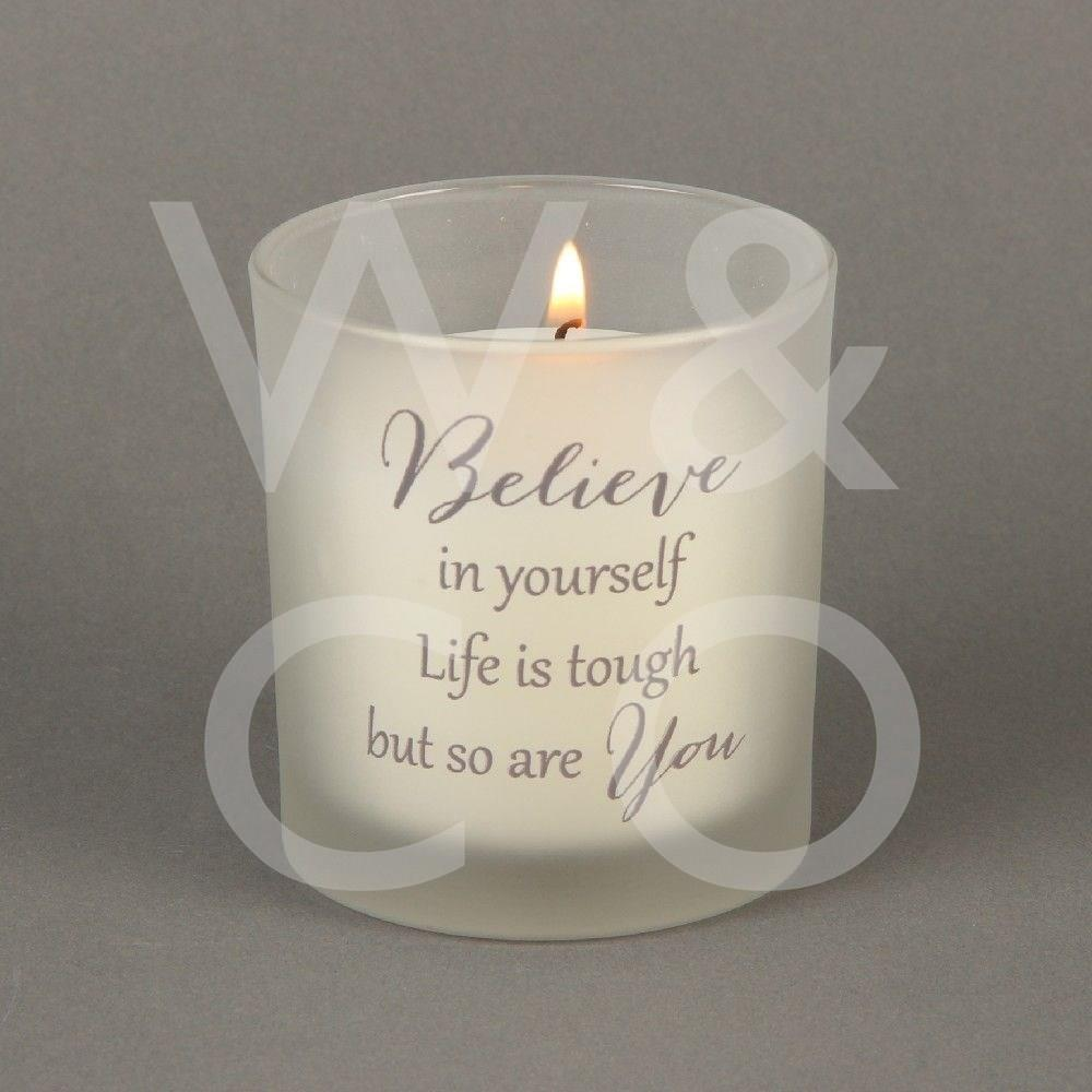 Thoughts Of You - Believe In Yourself - 150G Candle.
