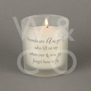 Thoughts Of You - Friends Are Angels - 150G Candle.