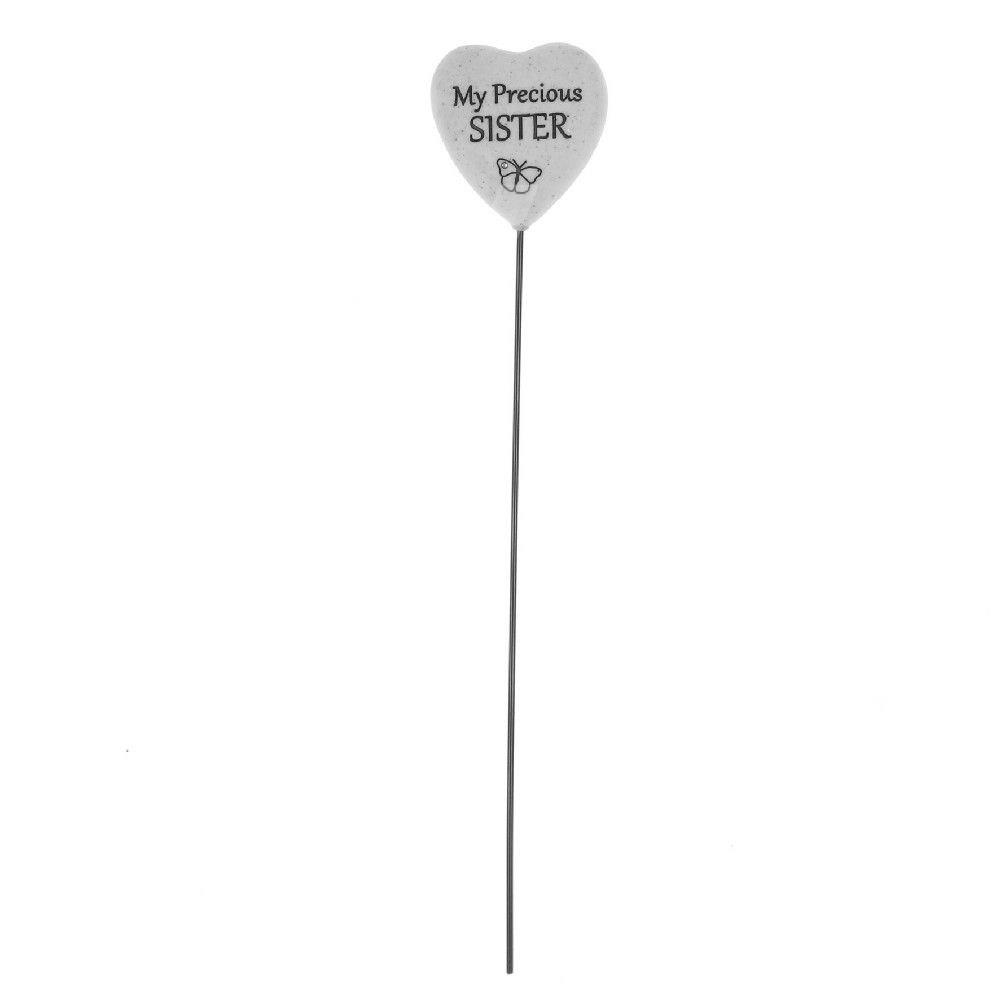 Thoughts Of You - Sister - Heart On a Stick.