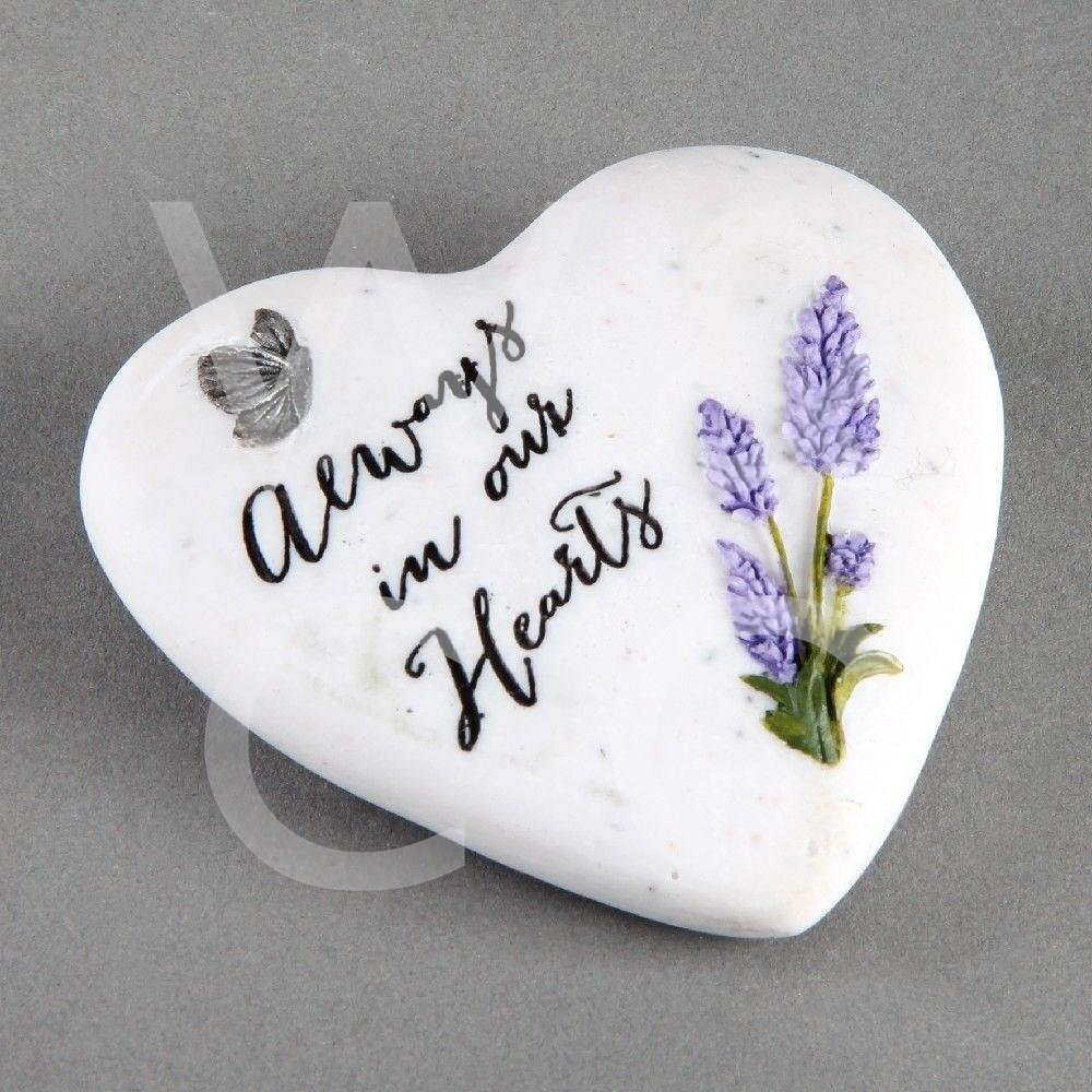 Thoughts of You - Always In Our Hearts - Memorial Stone.