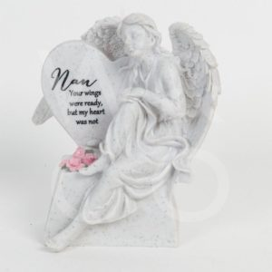 Thoughts of You - Nan - Graveside Angel & Heart.