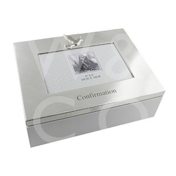 KEEPSAKE BOX & FRAME LID - CONFIRMATION