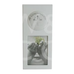 ALUMINIUM PHOTO FRAME - MY CONFIRMATION 2 X 3 inch