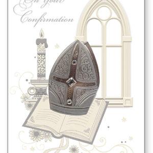 Confirmation Symbolic Card - 3 Dimensional