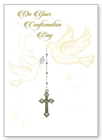 Confirmation Symbolic Card – 3 Dimensional