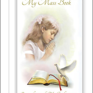 GIRL Confirmation Book - Hardback - Girl