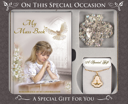 Confirmation Gift Set - Girl