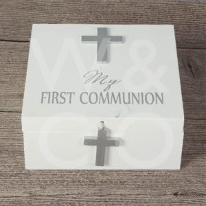 CELEBRATIONS KEEPSAKE - MEMORY BOX - COMMUNION