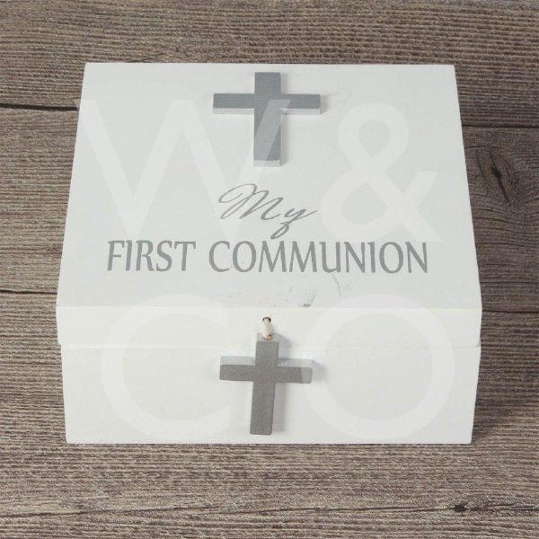 CELEBRATIONS KEEPSAKE – MEMORY BOX – COMMUNION 1